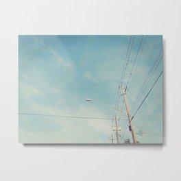 003 | austin Metal Print