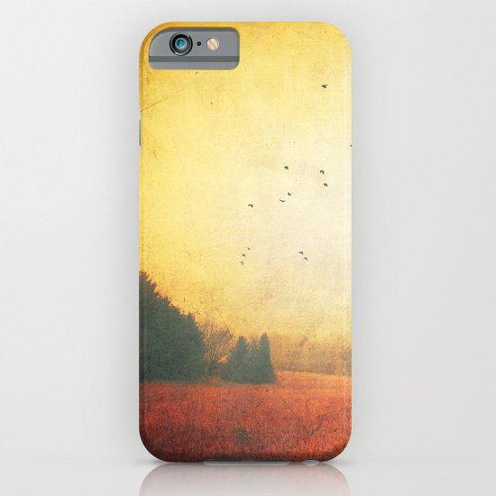 gloomy day iPhone & iPod Case
