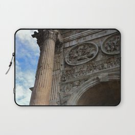 Arch Of Constantine, View 1 Laptop Sleeve