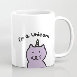 Cat unicorn Coffee Mug
