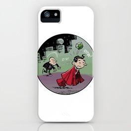 Krazy Kal iPhone Case