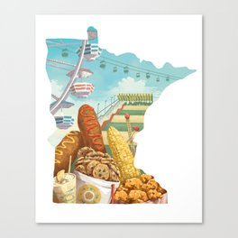 State Fair Canvas Print
