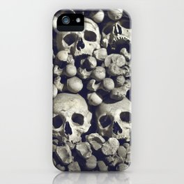Bored to death iPhone Case
