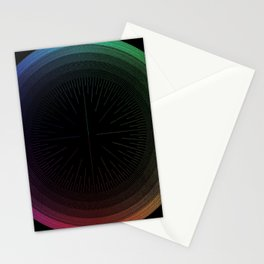 R Experiment 15 - fuzzy aim Stationery Cards