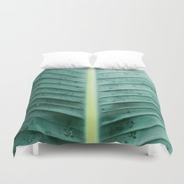After the Rain In Paradise Duvet Cover