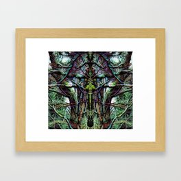 Cohesive Mingle Framed Art Print