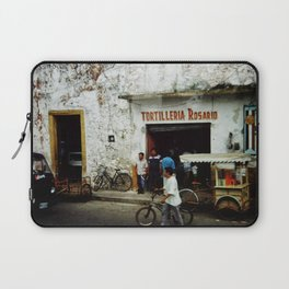 Tortilleria Rosario Laptop Sleeve