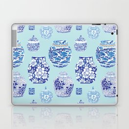 Chinoiserie Ginger Jar Collection No.3 Laptop & iPad Skin