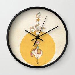 circus 001 Wall Clock