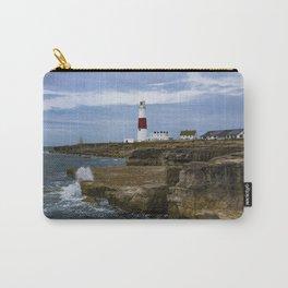 Portland Bill Lighthouse Dorset England Carry-All Pouch