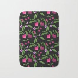 Vegetable garden Bath Mat