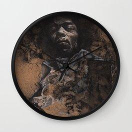 Hendrix Wall Clock