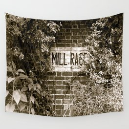 Mill Race Wall Tapestry