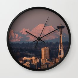 Needle and Baker Wall Clock