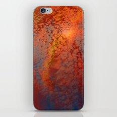 RED SKY - 028 iPhone & iPod Skin