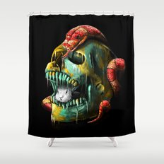 Fear and Desire Shower Curtain