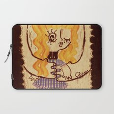 Niwawa - The Ophan Doll Laptop Sleeve
