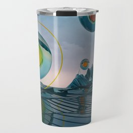 EGG-CB PYROXYLIN Travel Mug