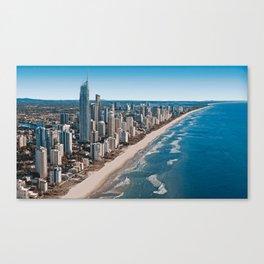 Gold Coast - Australia Canvas Print
