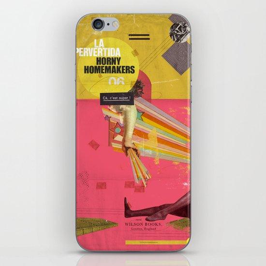 "7 Sins Contest ""Lust"" iPhone & iPod Skin"