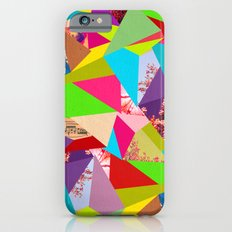 Colorful Thoughts Slim Case iPhone 6s