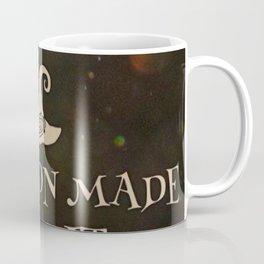 Moon Made Me Coffee Mug