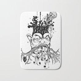 Nerd tree Bath Mat