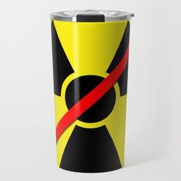 Against Atom Travel Mug
