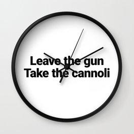 Clemenza Wall Clock