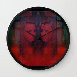 Heather Chandler Wall Clock