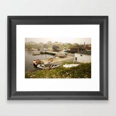 Peggy's Cove Framed Art Print