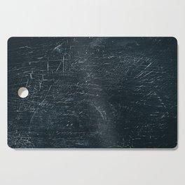 Wooden Dark Cutting Board