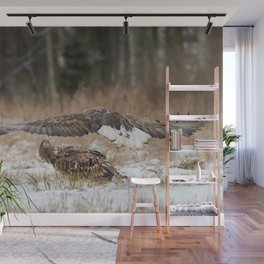 Low gliding Wall Mural