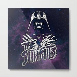 Sithfits - Original Sithfits Metal Print