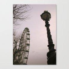 London is London Canvas Print