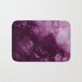 Magenta Sky Bath Mat