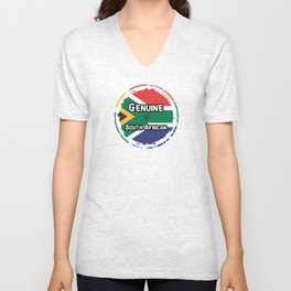 Genuine South African Unisex V-Neck