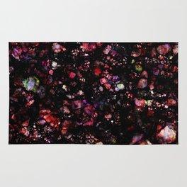 Nebula I, Garnet Rug
