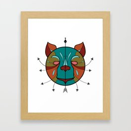 BEAR BEAR Framed Art Print