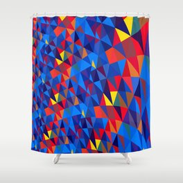 That Mosaic touch... Shower Curtain