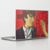 smiths Laptop & iPad Skins featuring Shakespeare's Brother by Anna Gogoleva