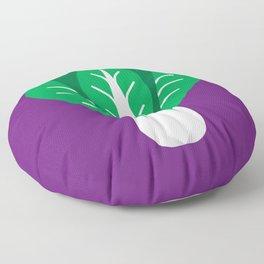 Vegetable: Bok Choy Floor Pillow