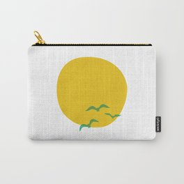Midsummer Sun Carry-All Pouch