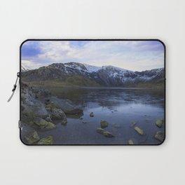 Frozen Lake Idwal Laptop Sleeve