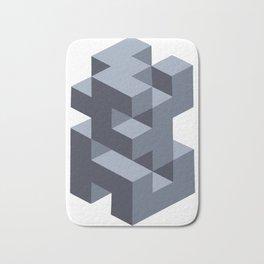 'Geometric Design' Bath Mat