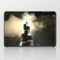 wiz khalifa iPad Cases featuring Burj Khalifa - Dubai by Ruby_Dag