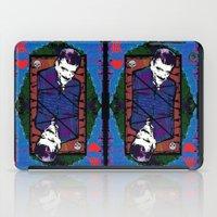 selena gomez iPad Cases featuring Gomez. The King Of Hearts. by brett66