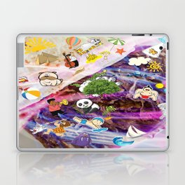 Summer Doner Kebab Laptop & iPad Skin