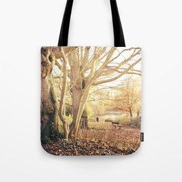 Hampstead Heath Wanderings Tote Bag