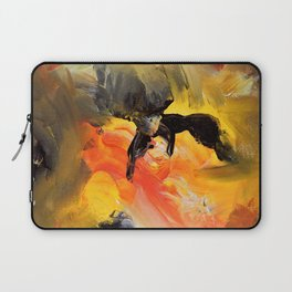 In the begining. Bright astraction. Laptop Sleeve